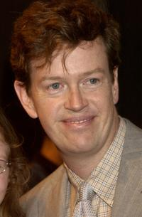 Dylan Baker at Studio 54 for the opening night of