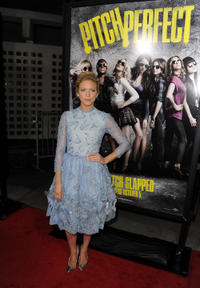 Brittany Snow at the California premiere of