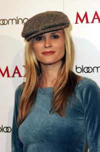 Bonnie Somerville at the Maxim Magazine Bowls for Dollars event.