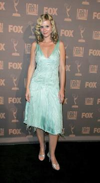Bonnie Somerville at the 20th Century Television Fox Emmy after party.