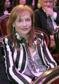 Isabelle Huppert at the 31th Nuit des Cesar.
