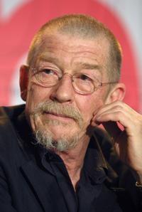 John Hurt at the Berlinale Film Festival.