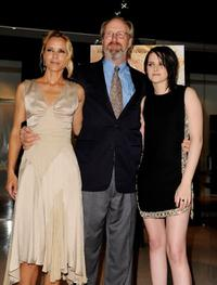 Maria Bello, William Hurt and Kristen Stewart at the California premiere of