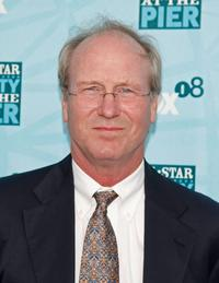 William Hurt at the FOX All-Star party.