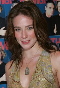 Lynn Collins at the New York premiere of