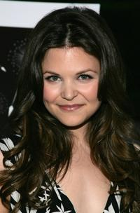 Ginnifer Goodwin at the Sienna Los Angeles store opening.