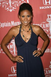 Tracie Thoms at the Spike TVs Scream 2007.