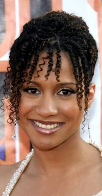 Tracie Thoms at the 21st Annual Soul Train Music Awards.