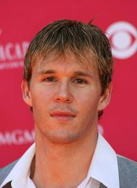 Ryan Kwanten at the 43rd annual Academy Of Country Music Awards.