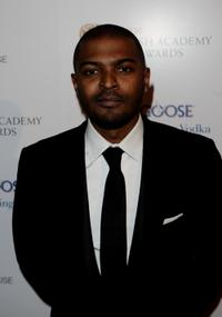 Noel Clarke at the BAFTA Soho House Grey Goose after party.