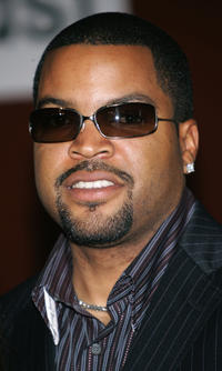 Ice Cube at the 19th Annual Soul Train Music Awards in Los Angeles.