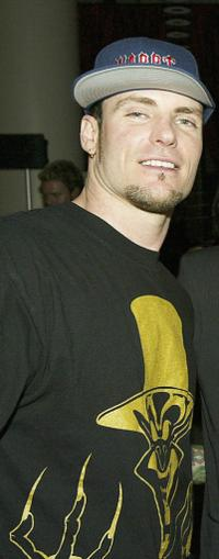 Vanilla Ice at the WB Networks 2004 All-Star Winter Party.