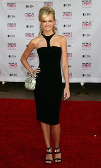 Sara Paxton at the 33rd Annual People's Choice Awards in L.A.