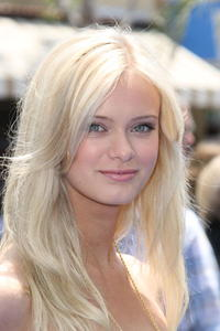Sara Paxton at the L.A. premiere of ''Surf's Up.''