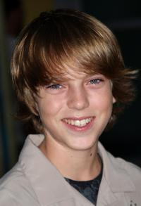Chase Ellison at the premiere of