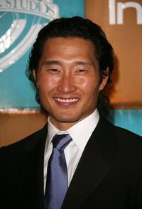 Daniel Dae Kim at the post Golden Globe after party.