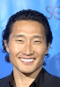 Daniel Dae Kim at the Disney/ABC Television Group All Star Party.