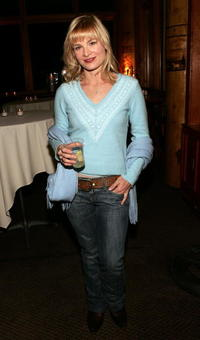 Melinda Page Hamilton at the Gersh Agency Party during the Sundance Film Festival.