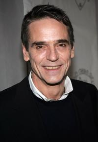 Jeremy Irons at the National Board of Review Annual Gala 2005.