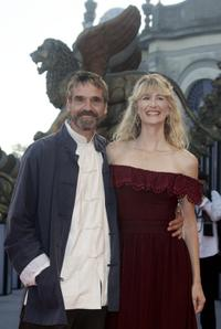 Jeremy Irons at the 63rd Venice Film Festival premiere of