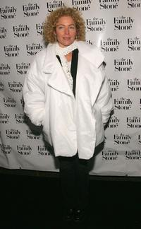 Amy Irving at the New York Screening of