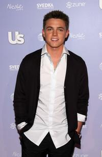 Jesse McCartney at the Us Weekly Hot Hollywood Hottest Style Makers Party.