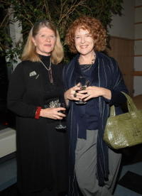 Judith Ivey and Margret Whitton at the Academy Pays Tribute To Arthur Penn.