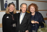 Judith Ivey, Arthur Penn and Margret Whitton at the Academy Pays Tribute To Arthur Penn.