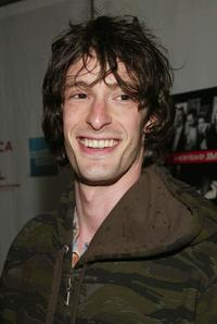 Will Janowitz at the New York premiere of