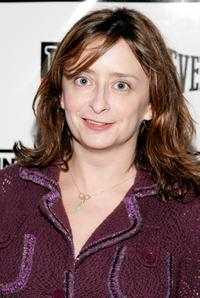 Rachel Dratch at the LAByrinth Theater Company's 4th Annual Celebrity Charades.