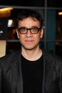 Fred Armisen at the screening of