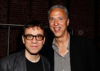 Fred Armisen and Steven A. Jones at the after party of the Gen Art Screening of