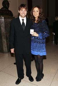 Will Forte and Maya Rudolph at the American Museum of Natural History's Annual Museum Gala.