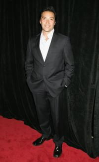 Benito Martinez at the 21st Annual Imagen Awards show.
