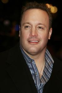 Kevin James at the premiere of
