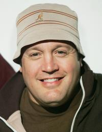 Kevin James at the CBS Paramount UPN Showtime King World TCA Party.