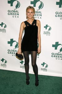 Diane Kruger at the Global Green USA 3rd Annual Pre-Oscar party.