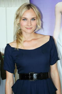 Diane Kruger at the 64th Venice Film Festival Style 2007 Talent Lounge.