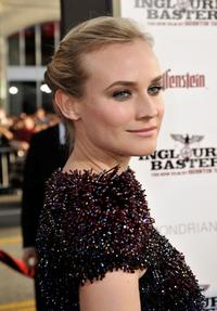 Diane Kruger at the California premiere of