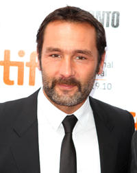 Gilles Lellouche at the premiere of