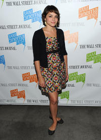 Norah Jones at the New York premiere of