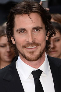 Christian Bale at the London premiere of