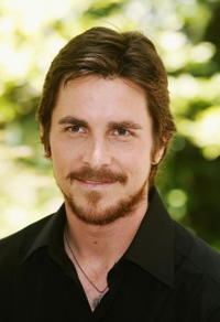 Christian Bale at the