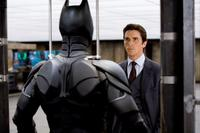 Christian Bale as Bruce Wayne in