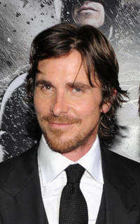 Christian Bale at the New York premiere of
