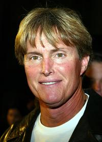 Bruce Jenner at the premiere of