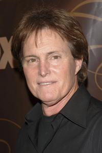 Bruce Jenner at the Fox Winter TCA Party.