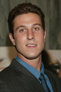 Pablo Schreiber at the world premiere of
