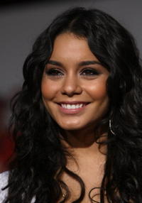 Vanessa Hudgens at the premiere of