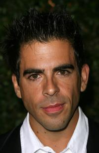Eli Roth at the Spike TV's
